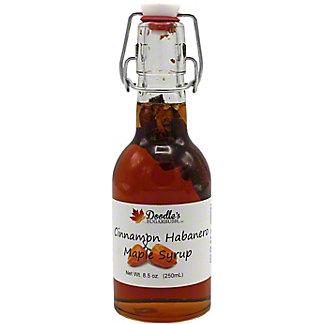 Doodle's Sugarbush Cinnamon Habanero Maple Syrup, 8.5 oz