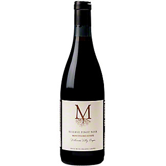 Montinore Estate Reserve Pinot Noir, 750 mL