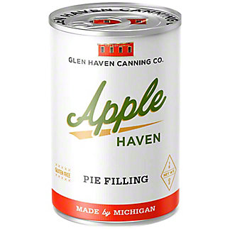 Glen Haven Canning Company Apple Pie Filling & Topping, 21 oz