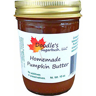 Doodle's Sugarbush Pumpkin Butter, 8 oz