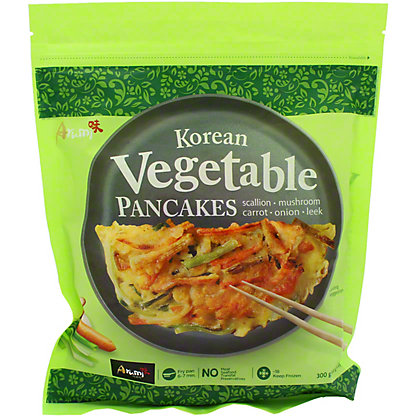 Arumi Korean Vegetable Pancakes, 300 gr