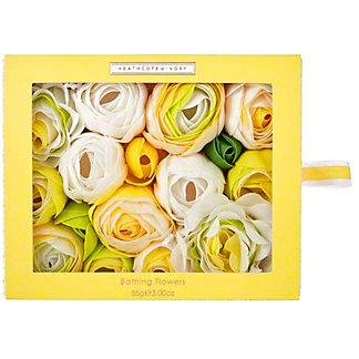 Heathcote & Ivory Neroli& Lime Soap Flowers , 85 gr