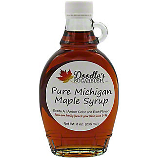 Doodle's Sugarbush Grade A  Maple Syrup, 8 oz