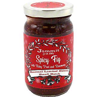 Jammit Jam Spicy Fig Jam, 8 oz