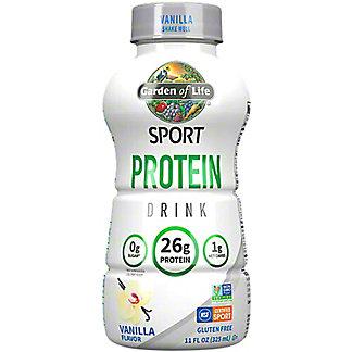 Garden Of Life Organic Vanilla Sport Protein Drink, 11 oz