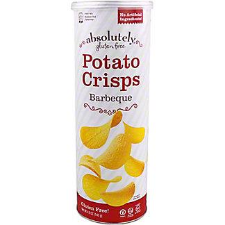 Absolutely Barbecue Gluten Free Potato Crisps, 5 oz