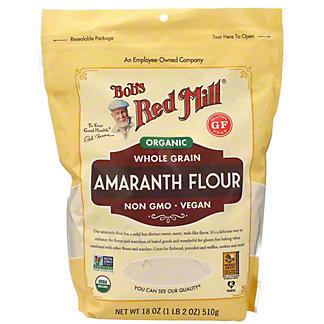 Bob's Red Mill Organic Whole Grain Amaranth Flour, 18 oz