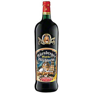 Gerstacker Gluhwein Red, 1 L