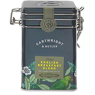 Cartwright & Butler English Breakfast Blend Loose Leaf Tea , 100 g