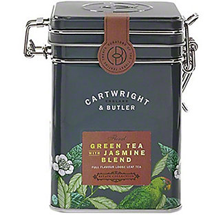 Cartwright & Butler Jasmine & Green Loose Leaf Tea  , 100 g