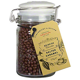 Cartwright & Butler Salted Caramel Drinking Chocolate  , 170 g