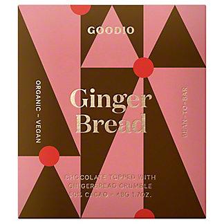 Goodio Ginger Bread Chocolate, 1.7 oz