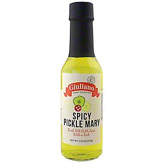 Giuliano Spicy Pickle Mary, 5 oz