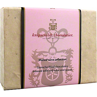Knipschildt Mulled Wine Artisan Chocolates Collection, ea