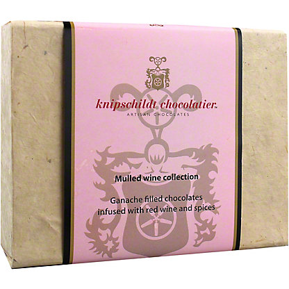 Knipschildt Mulled Wine Artisan Chocolates Collection , ea