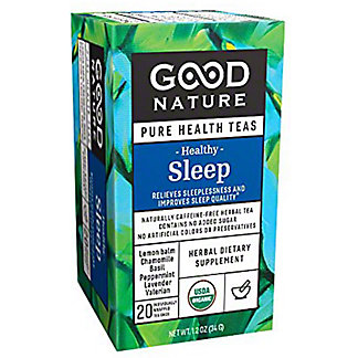 Good Nature Tea Healthy Sleep, ea