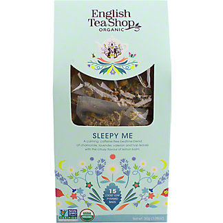 English Tea Shop Organic Sleepy Me Tea  , 15 ct