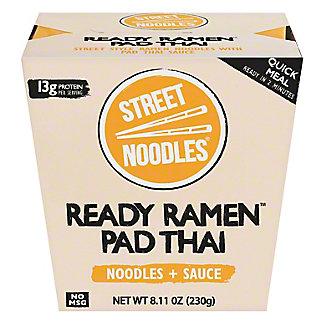 Street Noodles Pad Thai Ramen Noodles, 8.11 oz