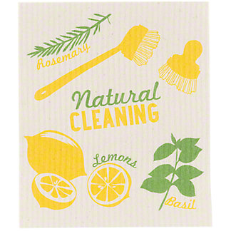 Now Designs Natural Cleaning Swedish Dishcloth, ea