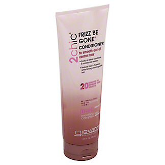 2chic Frizz Be Gone Shea Butter Almond Conditioner, 8.5 oz