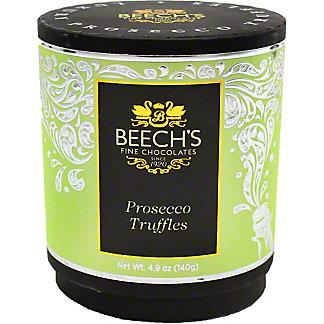 Beech's Fine Chocolate Prosecco Truffles, 140 g
