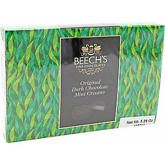 Beech's Fine Chocolates Original Dark Chocolate Mint Creams, 150 gr