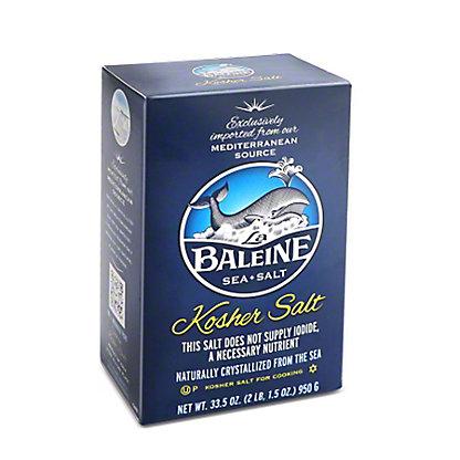La Baleine Kosher Salt, 33.5 oz