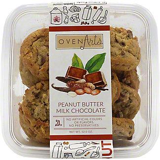 Oven Arts Peanut Butter Milk Chocolate, 12 oz