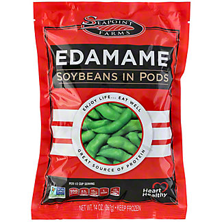 Seapoint Farms Edamame Soybeans in Pod, 14 oz