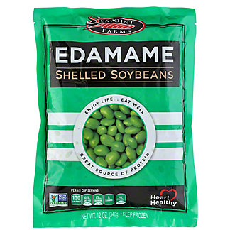 Seapoint Farms Edamame Shelled Soybeans, 12 oz