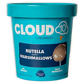 Cloud 10 Nutella With Marshmallows, 16 oz