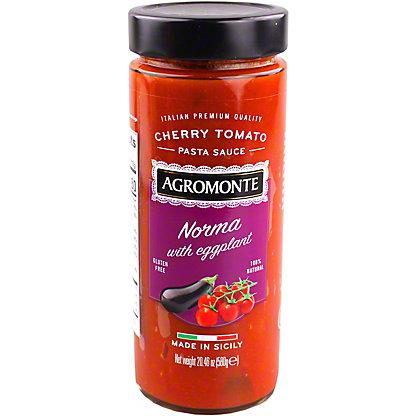Agromonte Norma Pasta Sauce With Eggplant, 20.46 oz