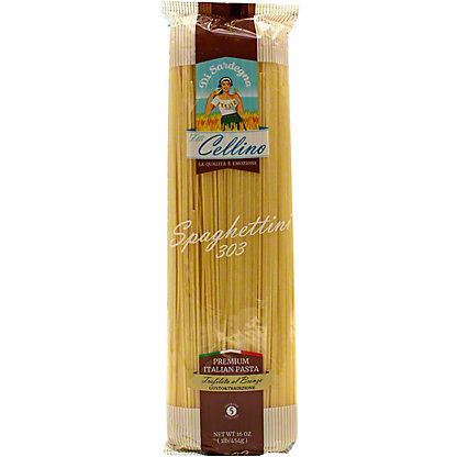 Cellino Spaghettini 303, 16 oz