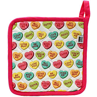 Now Designs Sweet Hearts Potholder, ea