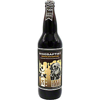 Epic Brewing Chocolate Rapture Imperial Aged Stout Baptist, Glass Bottle, 22 fl oz