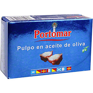 Portomar Octopus In Olive Oil, 3.88 oz