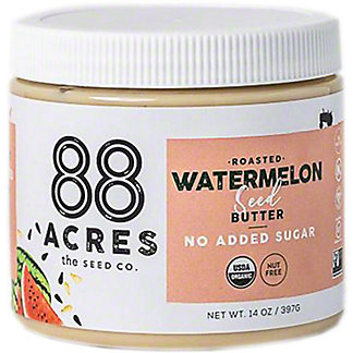 88 Acres Organic Watermelon Seed Butter, 14 oz