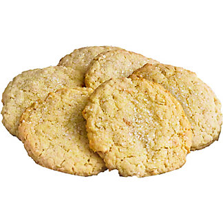 Central Market Lime & Coconut Cookies , 6 ct, 11.4 oz
