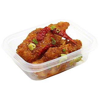 Central Market Spicy Orange Chicken, by lb
