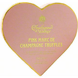 Charbonnel Et Walker Pink Marc De Champagne Truffles, 7 oz