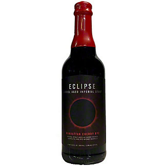 Fiftyfifty Brewing Eclipse Manhattan Cherry Rye Stout, 500 mL