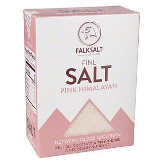 Falksalt Pink Himalayan Salt Fine Grain, 17.6 oz