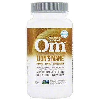 Om Mushroom Lion Mane Superfood, 90 ct