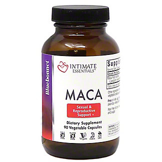 Bluebonnet Intimate Essentials Maca Root, 90 ct