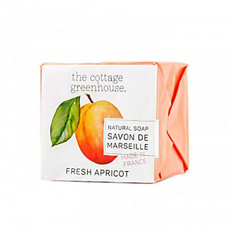 The Cottage Greenhouse Apricot French Soap, 3.5 oz