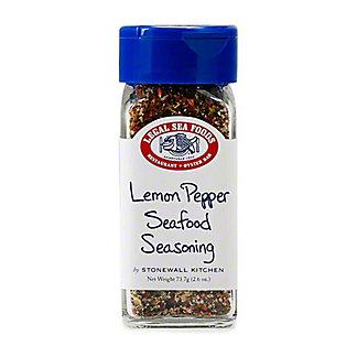 Legal Sea Foods Lemon Pepper Seafood Seasoning, 2.6 oz