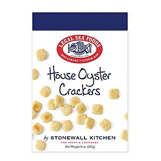 Legal Sea Foods House Oyster Crackers, 8 oz