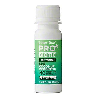 Inner-Eco Lime Probiotic For Women, 2 fl oz