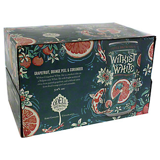 Odell Witkist White Grapefruit While Ale Beer 12 oz Cans, 6 pk