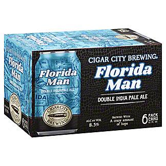 Cigar City Brewing Florida Man IPA, 12 oz Cans, 6 pk
